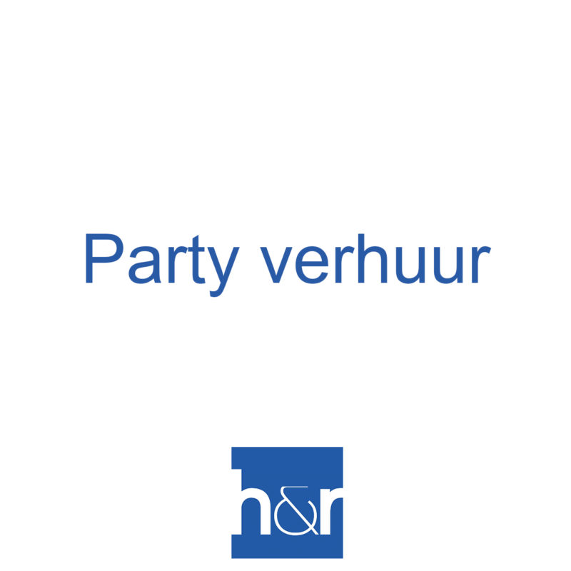 Party verhuur